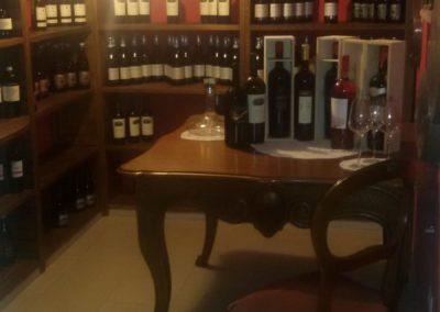Ristoro terme di San Galigano - La Cantina