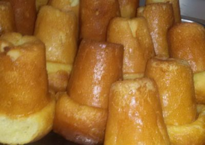 Ristoro terme di San Galigano - I dolci
